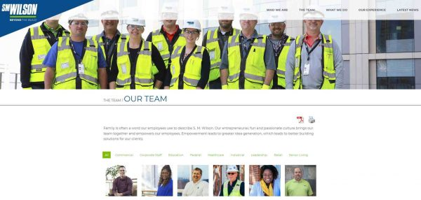 element web design for construction co_about us
