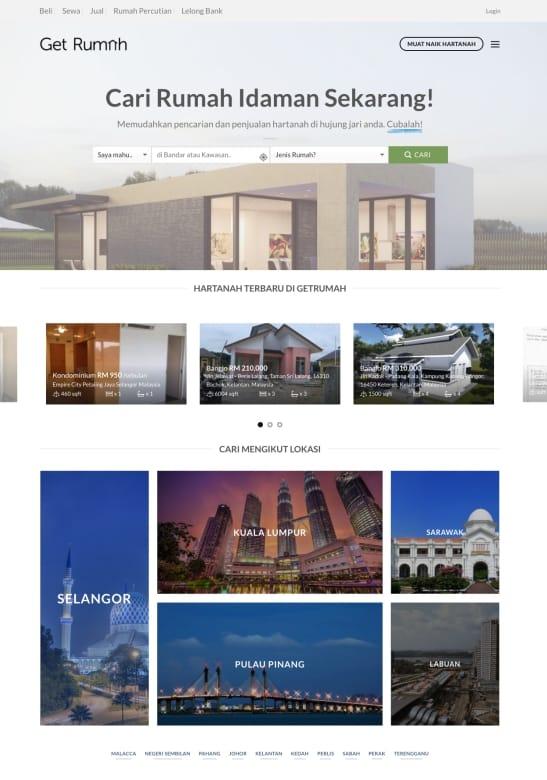 getrumah-website