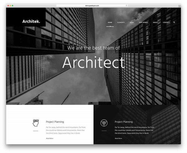 Web Design For Architect 6