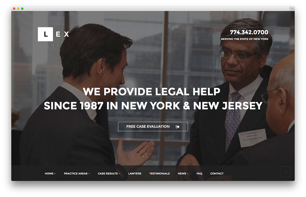 web design for lawyers_template3