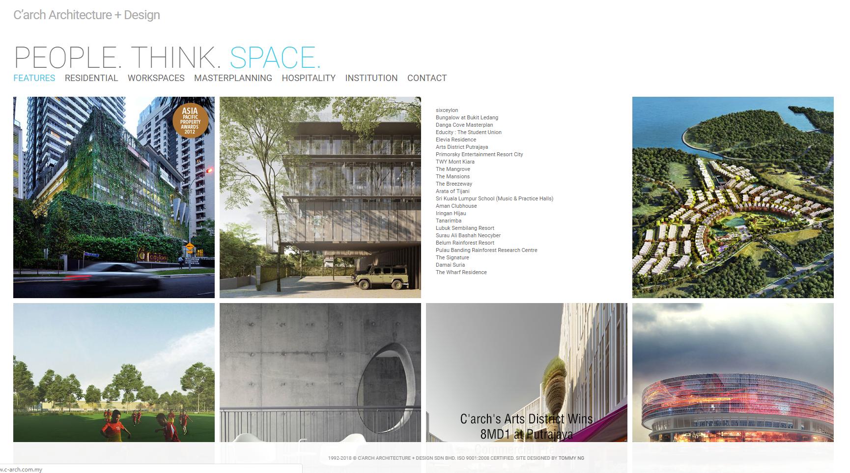 Web Design For Architect 9