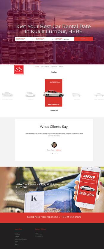 web_design_malaysia-ara_car_rental_1