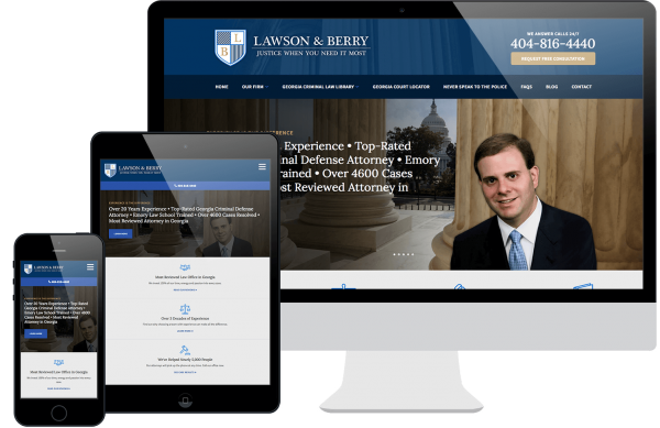 web design for lawyers_consistent branding